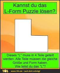 das l form puzzle