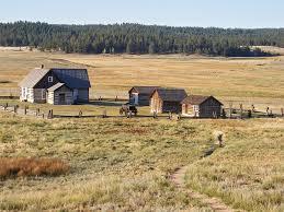 hornbek homestead florissant fossil beds national monument colorado
