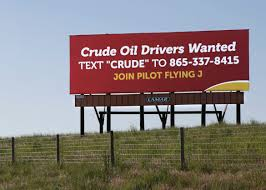 100 Oil Trucking Jobs Crude Drivers Wanted Worker Shortages Hold Back Fracking Crews