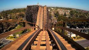 Knotts Berry Farm Halloween Hours by Ghostrider Wooden Roller Coaster Pov Hd 1080p Knott U0027s Berry Farm