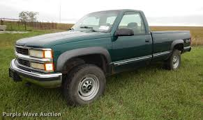 100 1998 Chevy Truck For Sale Chevrolet 2500 Pickup Truck Item J5665 SOLD Novemb