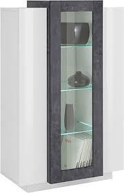 vitrinen esszimmer in grau jetzt bis zu 67 stylight