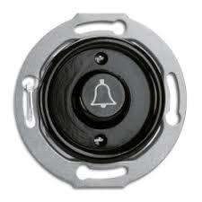 wipptaster klingel serie bakelit mit symbol ohne