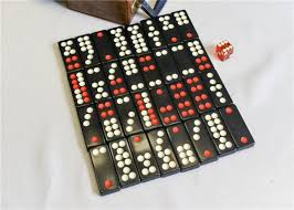 Marked Pai Gow Tiles Cheating Device For Pai Gow Games