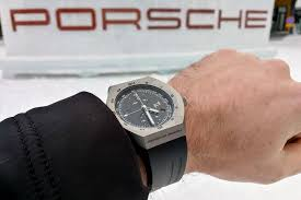 Baselworld 2017 Porsche Design Monobloc Actuator 24H Chronotimer