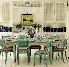 Green Kitchen Chair - Easy Home Decorating Ideas