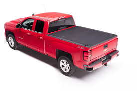 Silverado Bed Sizes by 2014 2018 Chevy Silverado Hard Folding Tonneau Cover Bakflip Mx4