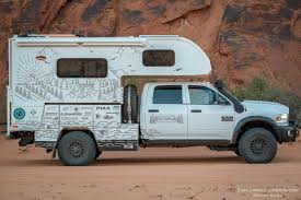 100 Box Truck Camper Lance To Display New Rig At Overland Expo West Adventure