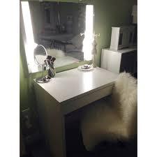 vanity desk mirror with lights vanity mirror with desk lightsbest