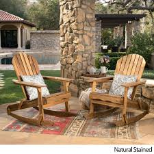 Adirondack Rocking Chairs Outdoor Rocking Chair Set Of 2 By Knight ... Hanover Outdoor Orleans 5piece Porch Rocker Set With Cherry Red Retro Patio 3 Pc Metal Rocking Chair Tortuga Portside Plantation Dark Roast 3piece Wicker White Plastic Chairs Cr Generation The Classic All Weather Bayview Magnolia Art Epicenters Austin Paint Darrow Polywood Jefferson Pwrockerset3 Fniture 3pc Lazboy Avery Piece Bistro In Blue Kmart