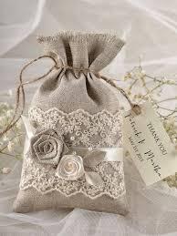 Custom Listing 20 Rustic Wedding Favor Bag By Forlovepolkadots