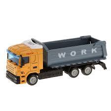 100 Toy Peterbilt Trucks 164 Diecast Tipper Truck Model Vehicle Car S Simulation Inertia