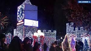 Christmas Tree Lane Fresno by Christmas Tree Lane Walk Nights Announced Kmph