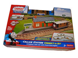 Trackmaster Tidmouth Sheds Playset by Callan Station Connect A Set Thomas And Friends Trackmaster Wiki
