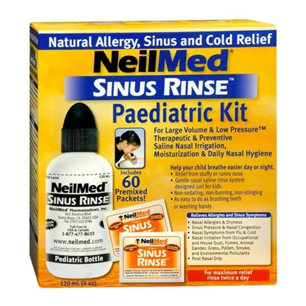 NeilMed Sinus Rinse Kids Kit