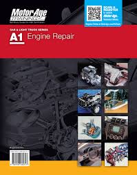 100 A1 Truck And Auto Motive Engine Repair Motor Age Training SelfStudy Guide