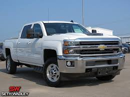 Used 2018 Chevy Silverado 2500HD LT 4X4 Truck For Sale In Ada OK - JT635