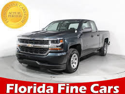 Used 2017 CHEVROLET SILVERADO WORK TRUCK Truck For Sale In MIAMI, FL ... 2004 Toyota Tacoma Xtra Cab Sr5 1 Owner For Sale At Ravenel Ford Used 2016 F 150 Xlt Truck For Sale In Ami Fl 84797 Craigslist Ocala Fl Cars By Owner User Guide Manual That Easy Milton Pensacola Buick Gmc Dealer Mckenzie Motors Forestry Bucket Trucks For Sale Florida Best Resource Premium Center Llc Fort Walton Beach Destin And Crestview 2005 Grove Tms 500e Crane Haines City On 1950 3100 Pickup Frame Off Restoration Real Muscle Grand Junction Co By Private Lakeland Ford Lifted Serving Bartow Brandon Tampa