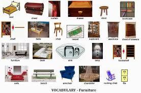 Living Room Furniture Vocabulary English Nakicphotography
