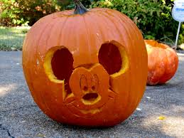 Minnie Mouse Pumpkin Carving by World Of The Wilsons Pumpkin Carving