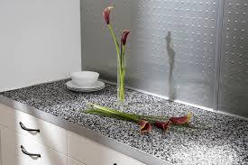 küchenplatte aus quarzkiesel marmor aus der tüte