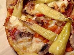pizzakuchen diavolo