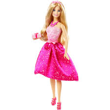 Barbie Happy Birthday Doll BIG W