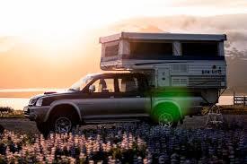 100 Truck Camper Rentals Skyr S Iceland 4x4 Rental