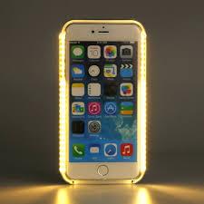 LED Selfie iPhone Case Broccali Broccali