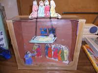 Jesus Heals The Paralytic Craft
