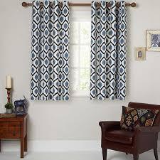 John Lewis Indah Lined Eyelet Curtains At