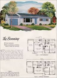 The Retro Home Plans by Late Midcentury Home Plan Self Notes Turn Garage Into