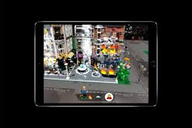 Lego Partners With Apple To Deliver The Ultimate AR Toy | Digital Trends