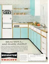 English 1960s Kitchen Furniture