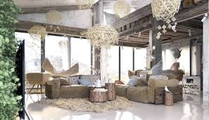 100 Modern Home Interior Ideas Two Examples Of Industrial Rustic Design
