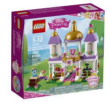 Pumpkin Palace Pets Build A Bear by Lego Disney Princess Palace Pets Royal Castle 41142 Ebay