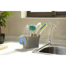 Simplehuman Sink Caddy Suction Cups by Kitchen Sink Caddy Wayfair