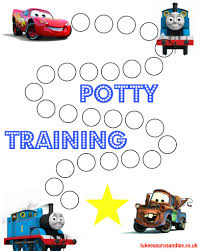 Thomas The Train Potty Chair by Free Printable Thomas And Cars Potty Training Chart Http