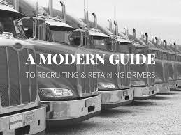 100 Recruiting Truck Drivers A Modern Guide To Retaining GoFleet Blog