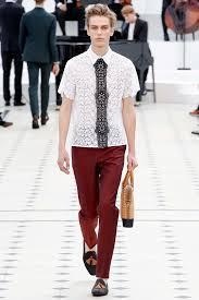 Menswear Runway Trends