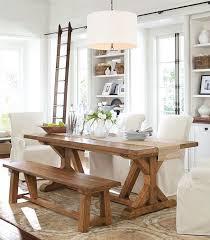 Modern Farmhouse Style Dining Room Design Ideas 63