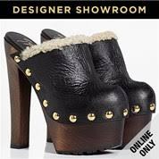 Designer Shoes Designer Showroom at Burlington