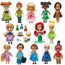 Disney Animators Collection Mini Doll Gift Set 5 ShopDisney