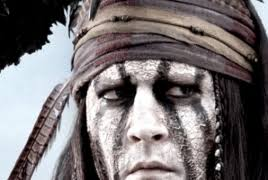 the lone ranger trailer features johnny depp armie hammer