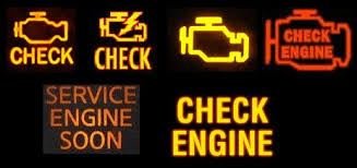 Malfunction Indicator Lamp Honda Fit by Check Engine Light On