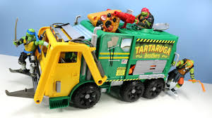 100 Garbage Truck Youtube Teenage Mutant Ninja Turtles Out Of The Shadows Tartaruga Brothers