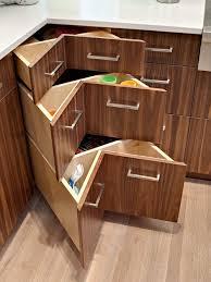 Corner Kitchen Cabinet Ideas by Creative Corner Kitchen Cabinet Designs M38 About Interior