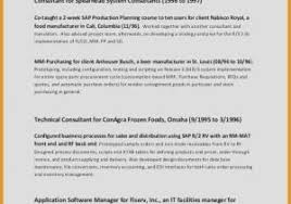 Resume For Bank Jobs From Retail Examples Sample