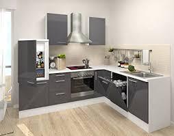 respekta küchenleerblock premium l küche 260 x 200 cm korpus