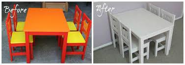How to Paint Ikea Laminate Furniture TUTORIAL Smashed Peas & Carrots